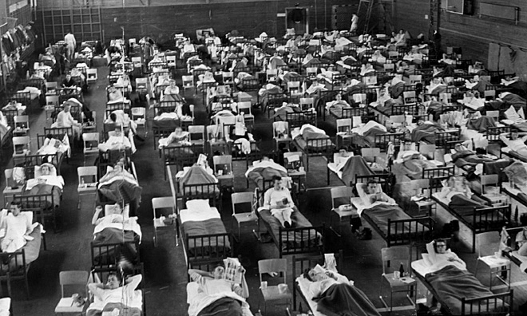 10 đại dịch tồi tệ nhất trong lịch sử nhân loại - 7