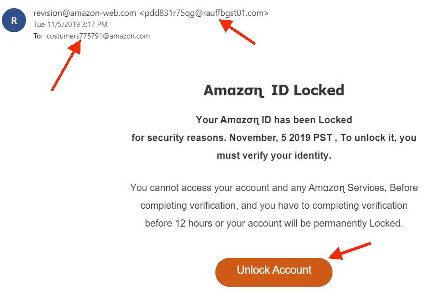 Cách nhận biết email lừa đảo - 4