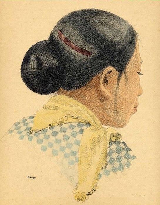 Bộ tranh vẽ cuộc sống người Việt vào thập niên 1930 - 71