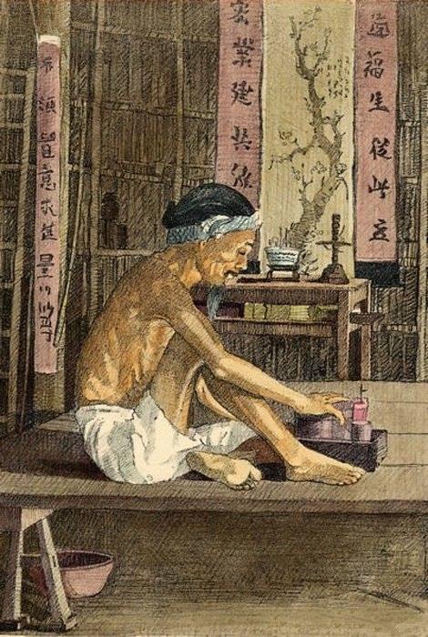 Bộ tranh vẽ cuộc sống người Việt vào thập niên 1930 - 28