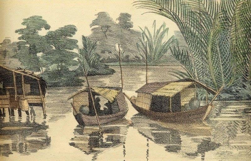 Bộ tranh vẽ cuộc sống người Việt vào thập niên 1930 - 11