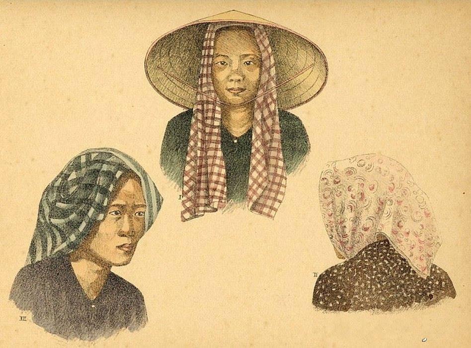 Bộ tranh vẽ cuộc sống người Việt vào thập niên 1930 - 65