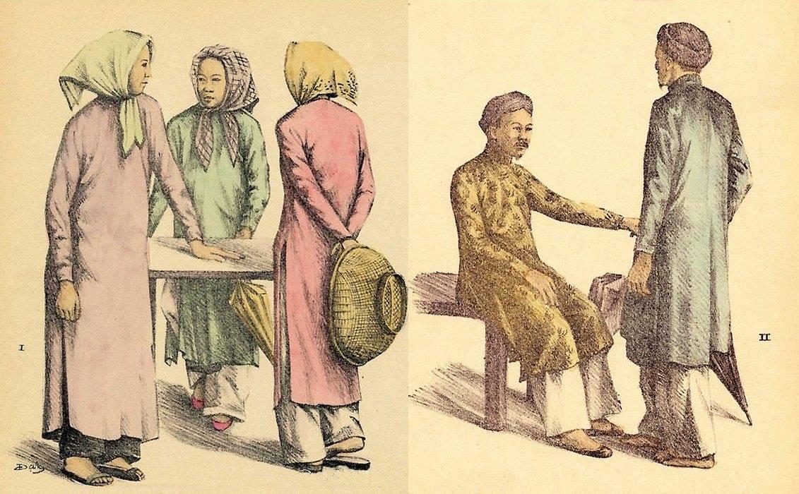 Bộ tranh vẽ cuộc sống người Việt vào thập niên 1930 - 64