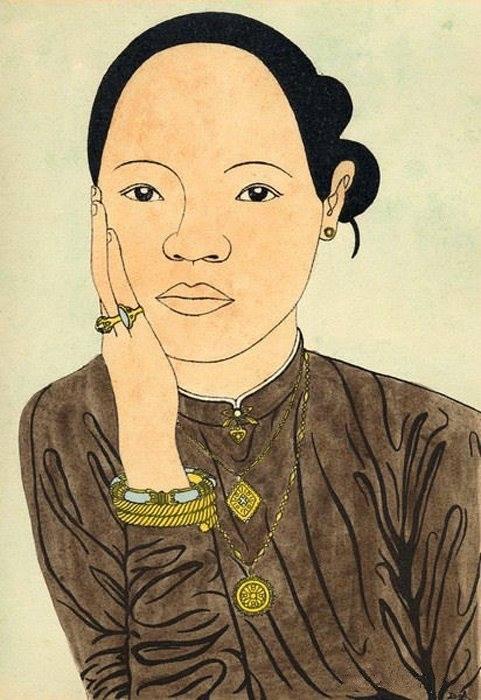 Bộ tranh vẽ cuộc sống người Việt vào thập niên 1930 - 60