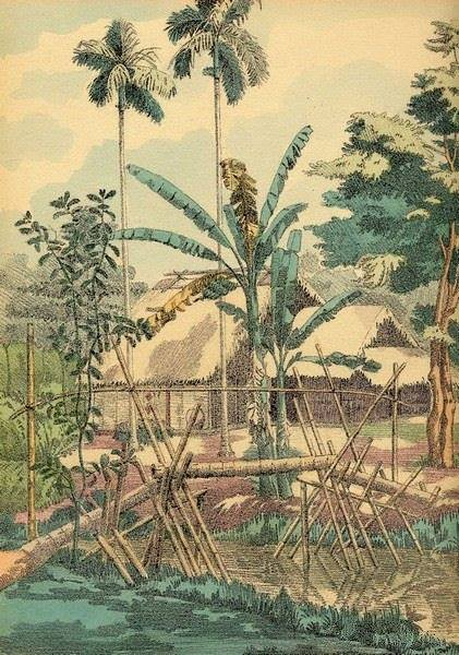 Bộ tranh vẽ cuộc sống người Việt vào thập niên 1930 - 9