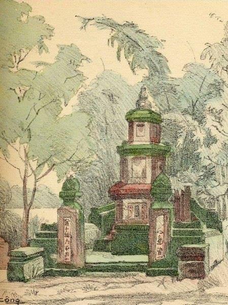 Bộ tranh vẽ cuộc sống người Việt vào thập niên 1930 - 21