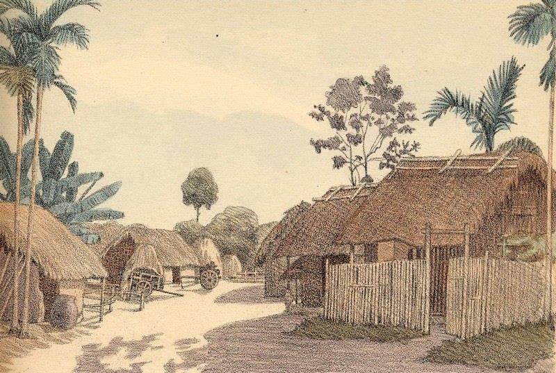 Bộ tranh vẽ cuộc sống người Việt vào thập niên 1930 - 3