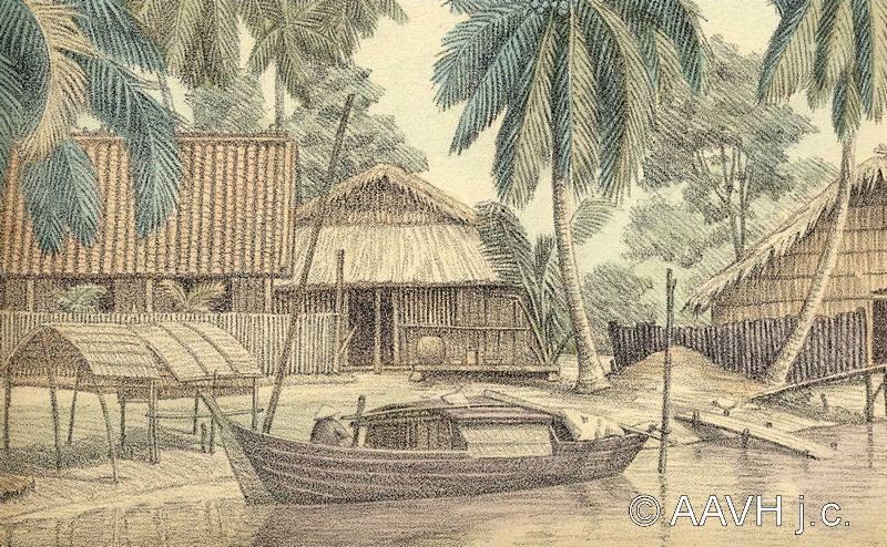Bộ tranh vẽ cuộc sống người Việt vào thập niên 1930 - 12