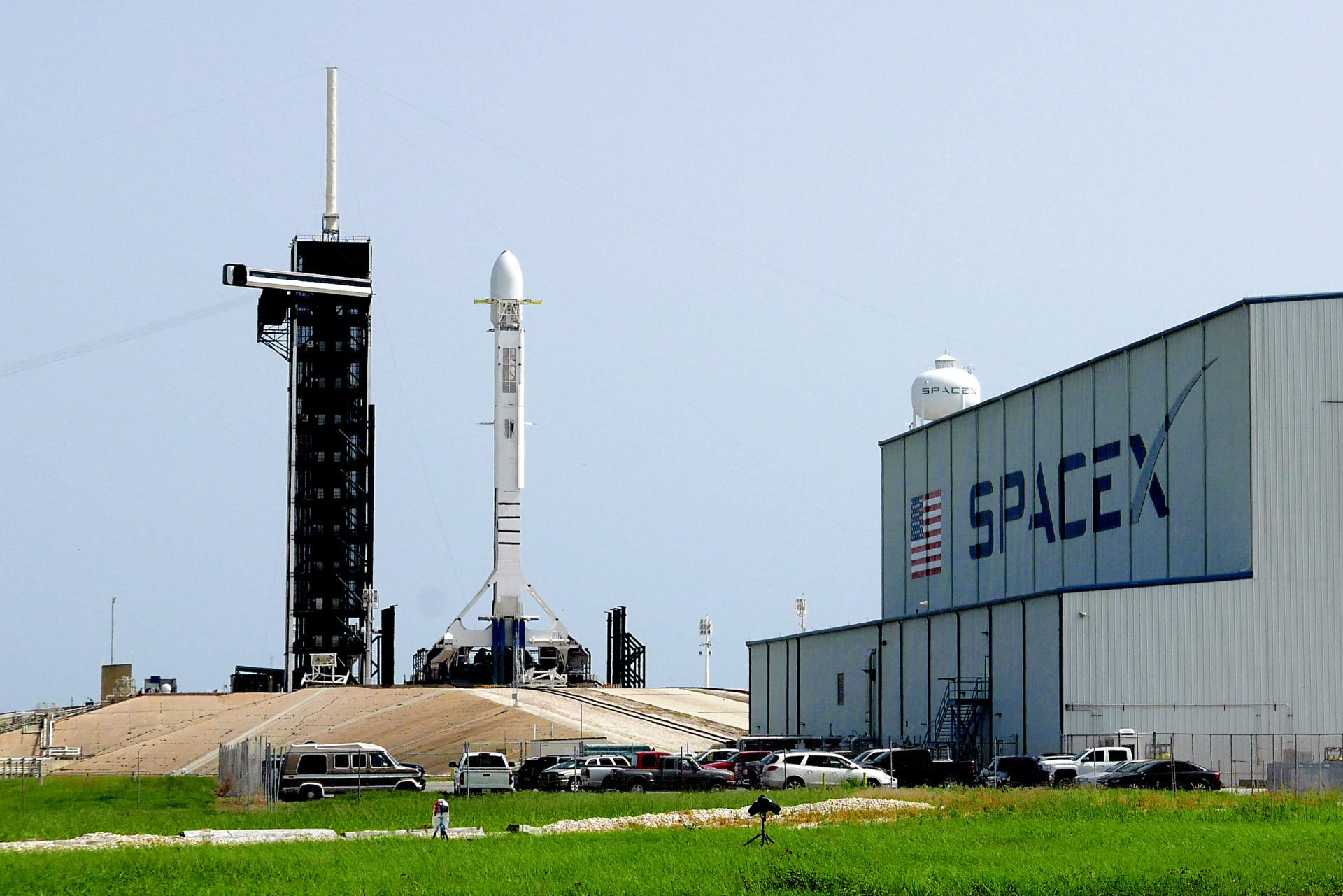Cape Canaveral Florida, nơi phóng SpaceX - 1