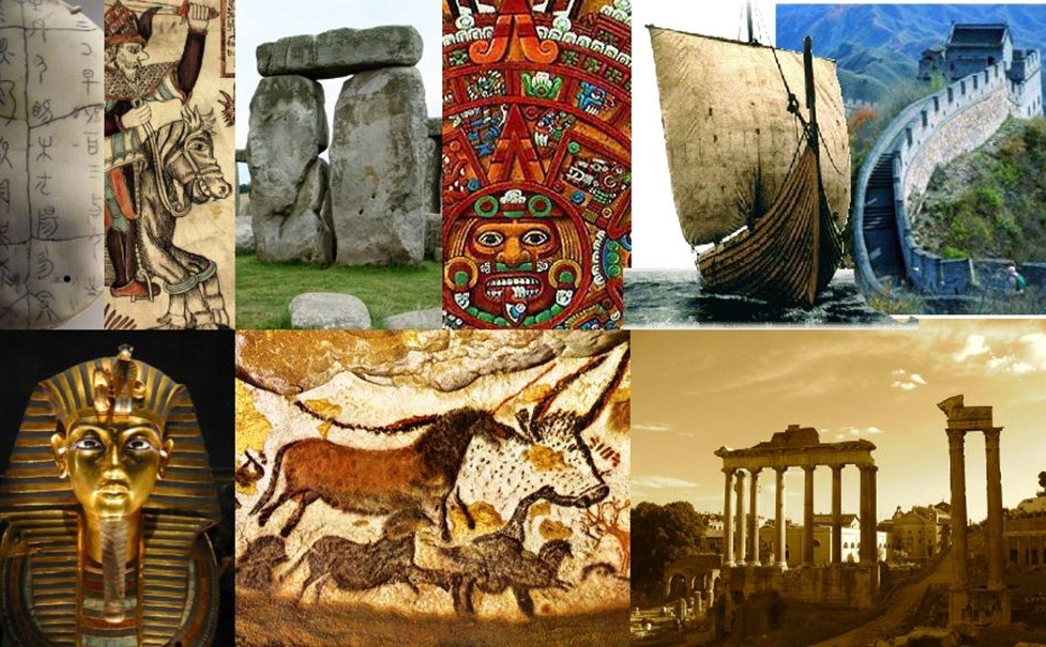 Những nền văn minh cổ xưa nhất của loài người (P1) - 1