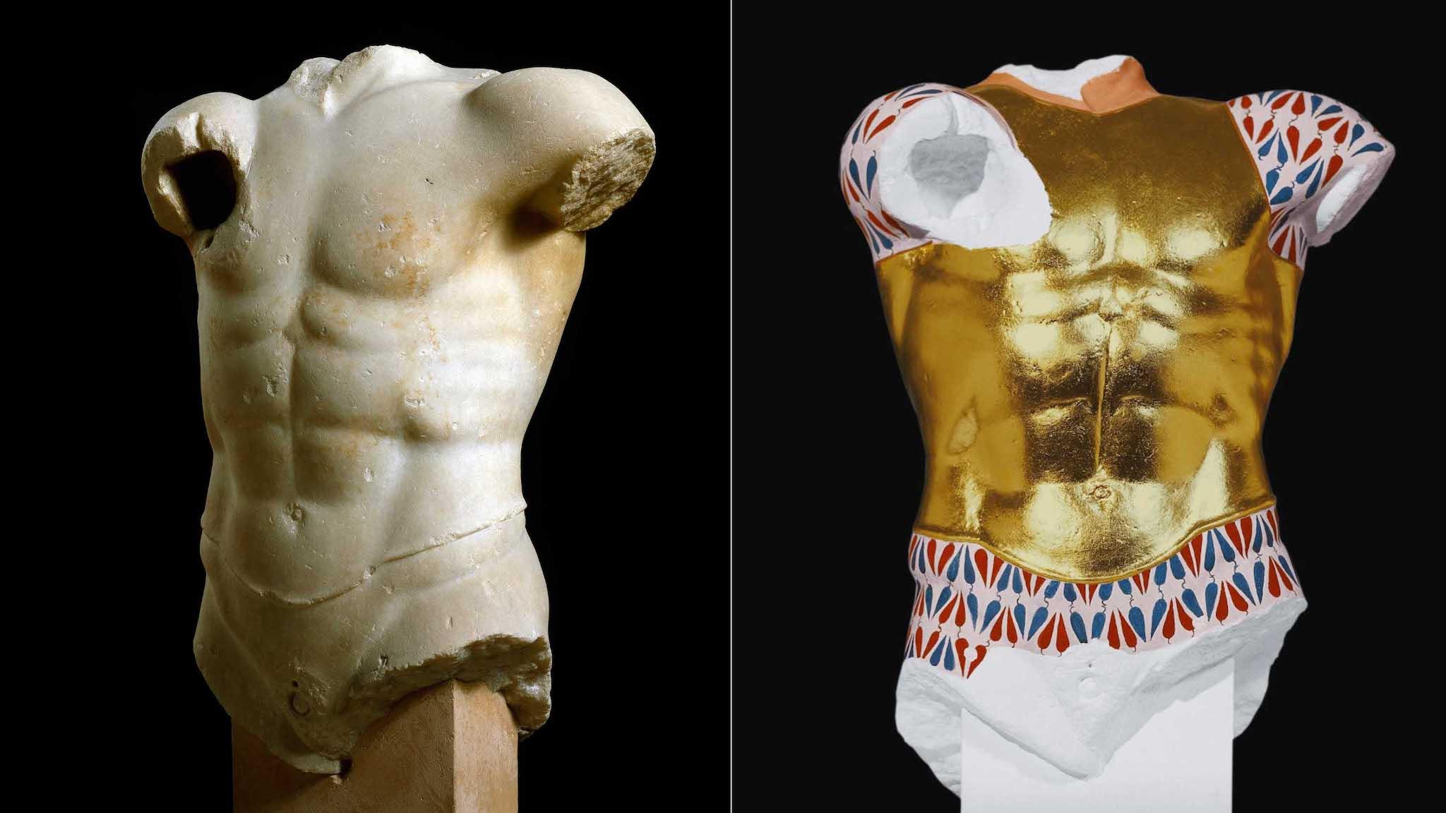 Tại sao những bức tượng Ai Cập cổ đại thường bị mất mũi? - 3