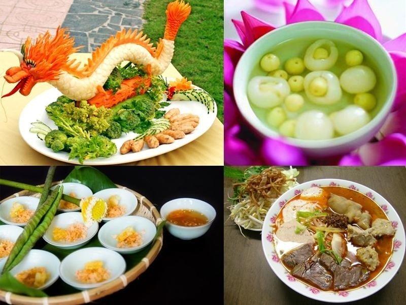 Tâm hồn người Huế và nét rất riêng trong ẩm thực xứ Huế - 1