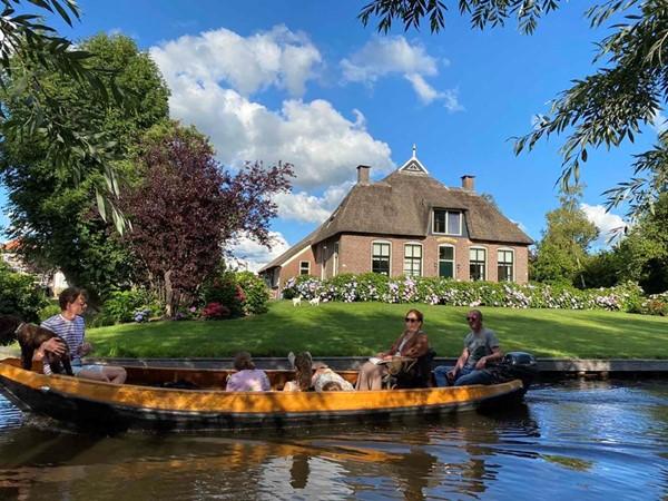 Ngôi làng cổ tích Giethoorn - 17