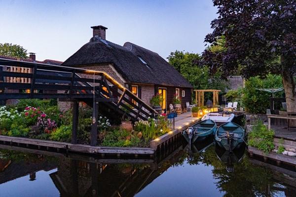Ngôi làng cổ tích Giethoorn - 15