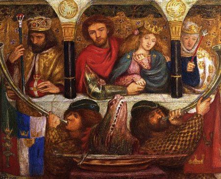 Truyền thuyết Thánh kỵ sĩ giết rồng qua hội họa phương Tây - 13