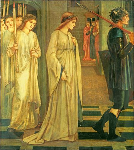 Truyền thuyết Thánh kỵ sĩ giết rồng qua hội họa phương Tây - 5