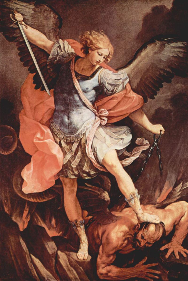Truyền thuyết Thánh kỵ sĩ giết rồng qua hội họa phương Tây - 14