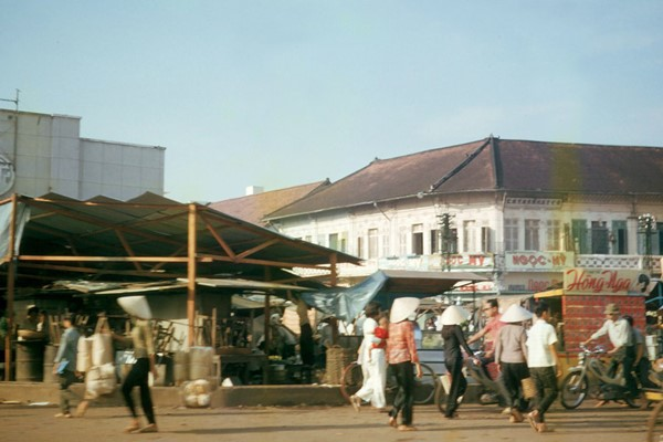 Chợ Bà Chiểu (Sài Gòn) từ những năm 90 - 2