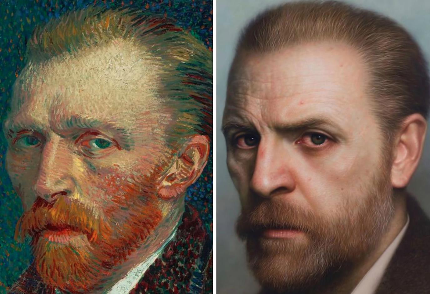 Chiêm ngưỡng những chân dung nổi tiếng được vẽ lại bằng phong cách cực thực (hyperrealistic) - 5