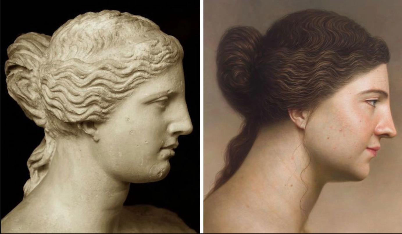 Chiêm ngưỡng những chân dung nổi tiếng được vẽ lại bằng phong cách cực thực (hyperrealistic) - 7