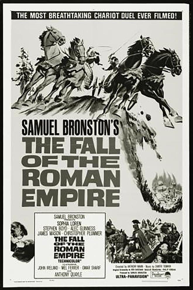 Đế chế La Mã - Từ thành bang nô lệ trở thành đế chế không có điểm kết thúc - 10