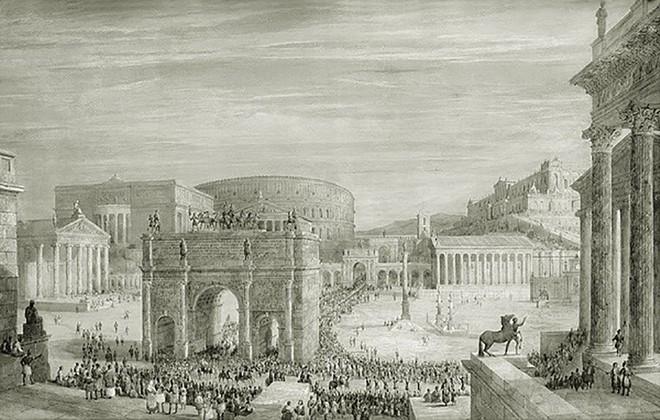 Đế chế La Mã - Từ thành bang nô lệ trở thành đế chế không có điểm kết thúc - 4
