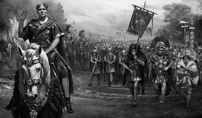 Đế chế La Mã - Từ thành bang nô lệ trở thành đế chế không có điểm kết thúc - 6