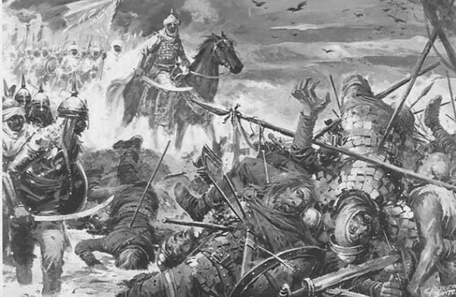 Đế chế Hồi giáo - Từ bộ lạc du mục trở thành đế chế hùng mạnh - 11