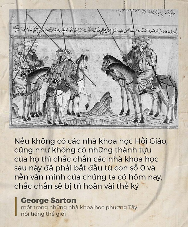 Đế chế Hồi giáo - Từ bộ lạc du mục trở thành đế chế hùng mạnh - 10