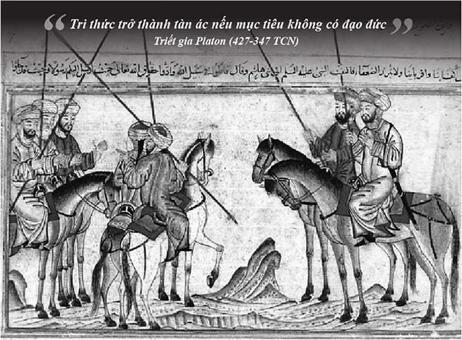 Đế chế Hồi giáo - Từ bộ lạc du mục trở thành đế chế hùng mạnh - 5