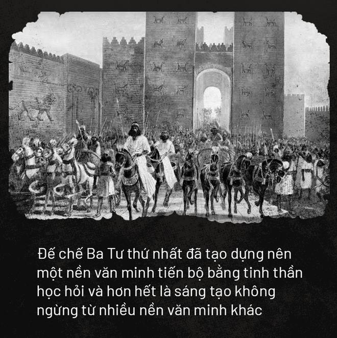 Đế chế Ba Tư thứ nhất - Từ bộ lạc bé nhỏ đến Đế chế hùng mạnh - 7