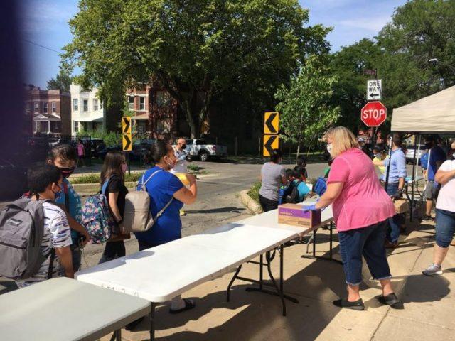 Hành trình gặp Chúa và giúp người nghèo của sơ Stephanie Baliga ở Chicago - 3