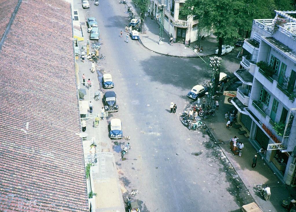 60 tấm ảnh màu đẹp nhất của đường phố Saigon thập niên 1960-1970 - 49