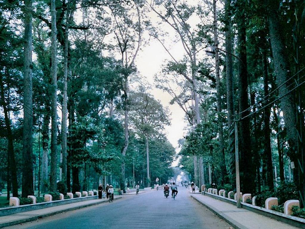 60 tấm ảnh màu đẹp nhất của đường phố Saigon thập niên 1960-1970 - 3