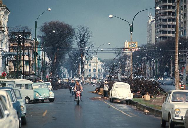 60 tấm ảnh màu đẹp nhất của đường phố Saigon thập niên 1960-1970 - 62