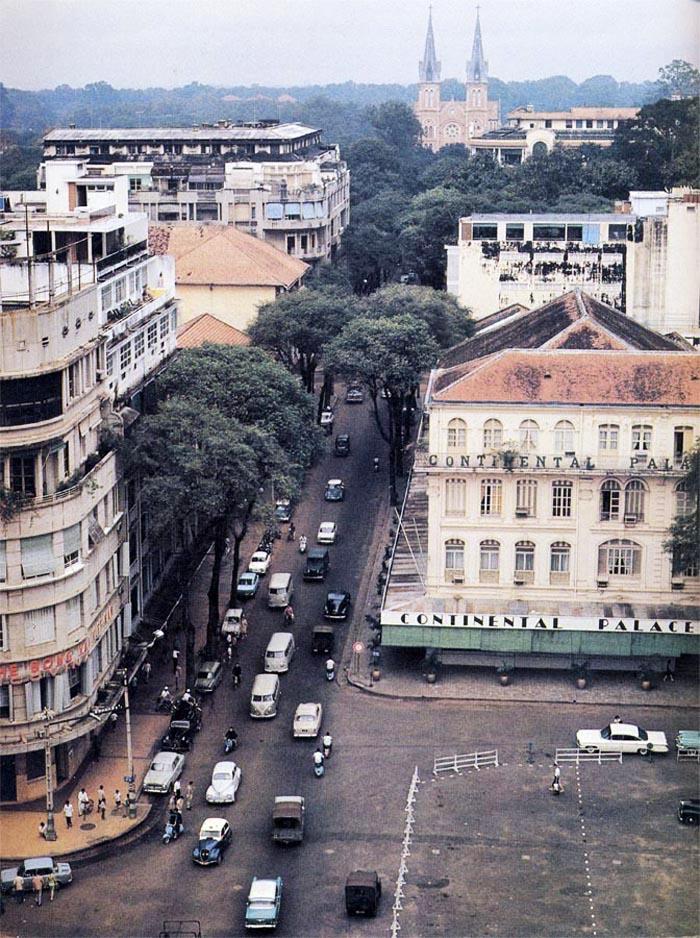 60 tấm ảnh màu đẹp nhất của đường phố Saigon thập niên 1960-1970 - 18