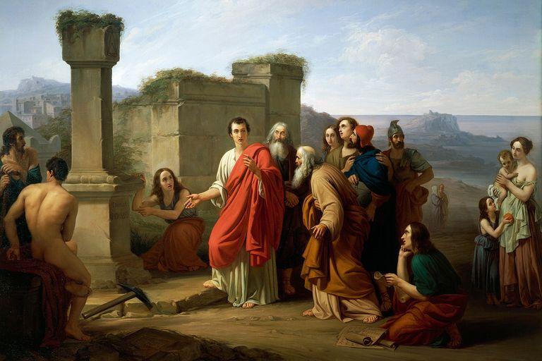 Tại sao gọi Thanh gươm của Damocles - 7