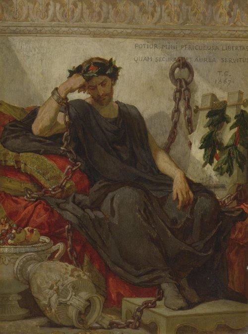 Tại sao gọi Thanh gươm của Damocles - 5