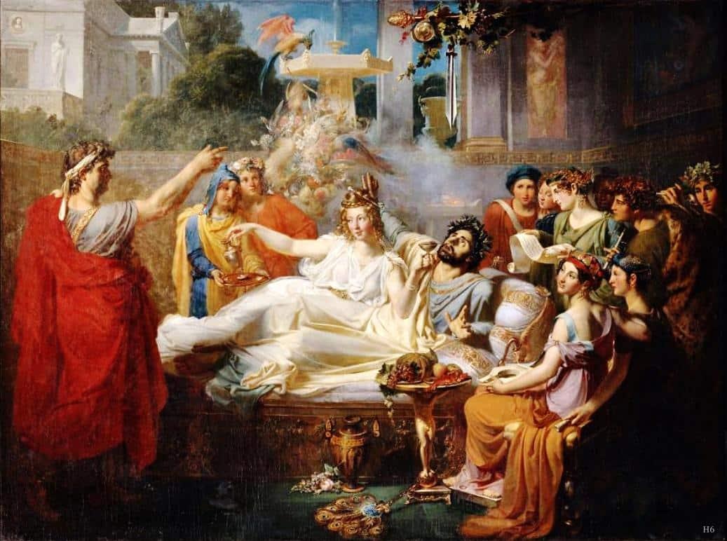 Tại sao gọi Thanh gươm của Damocles - 4