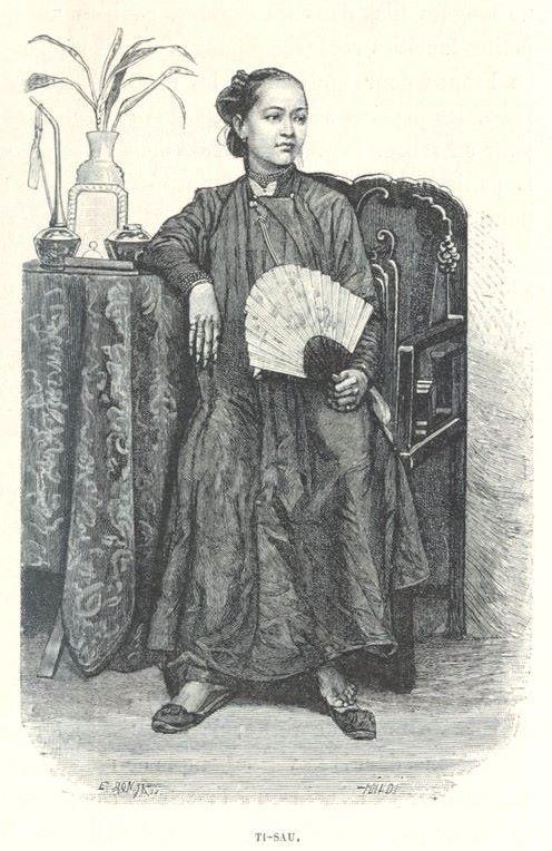 Loạt tranh minh họa về cuộc sống Việt Nam những năm 1884-1885 - 20