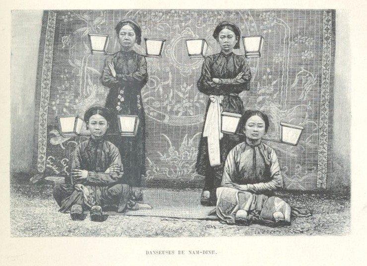 Loạt tranh minh họa về cuộc sống Việt Nam những năm 1884-1885 - 19