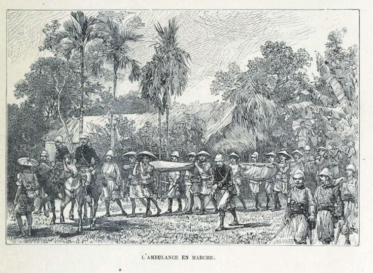 Loạt tranh minh họa về cuộc sống Việt Nam những năm 1884-1885 - 28