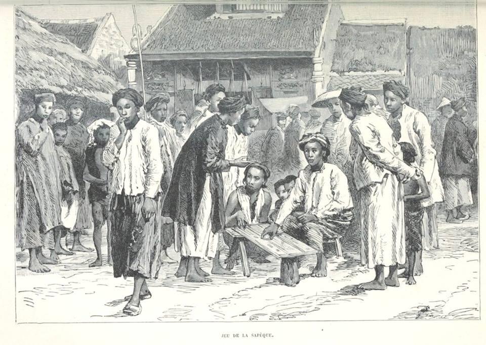 Loạt tranh minh họa về cuộc sống Việt Nam những năm 1884-1885 - 15
