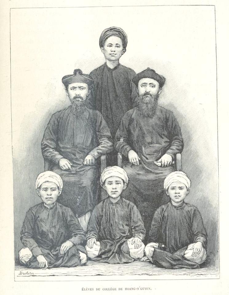 Loạt tranh minh họa về cuộc sống Việt Nam những năm 1884-1885 - 8