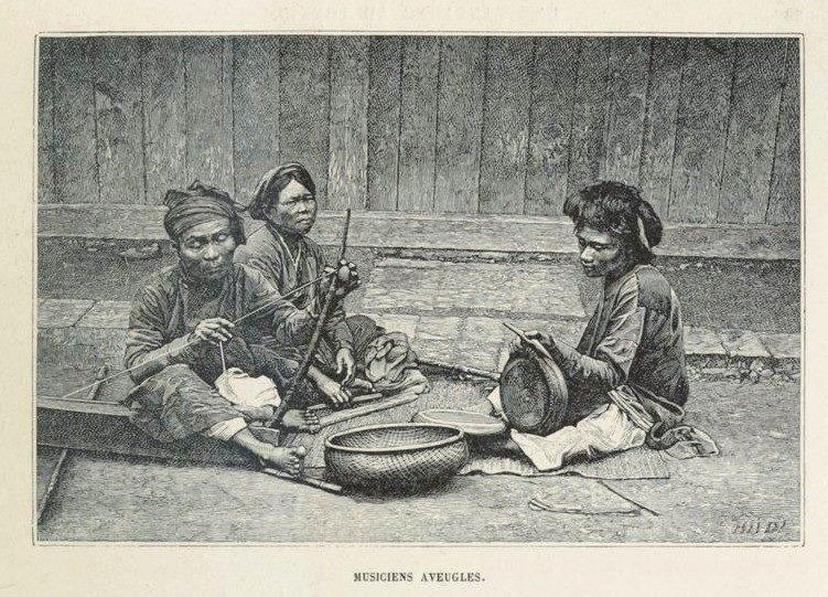 Loạt tranh minh họa về cuộc sống Việt Nam những năm 1884-1885 - 16