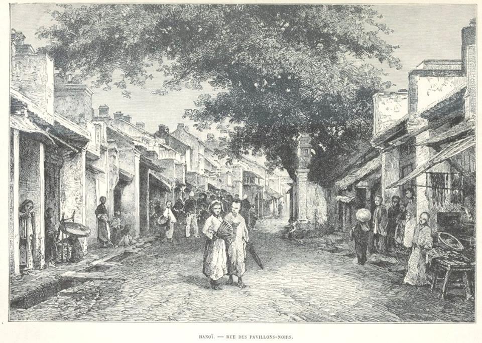Loạt tranh minh họa về cuộc sống Việt Nam những năm 1884-1885 - 32