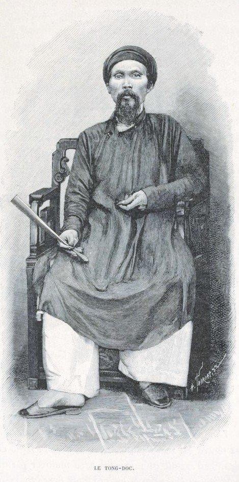 Loạt tranh minh họa về cuộc sống Việt Nam những năm 1884-1885 - 22