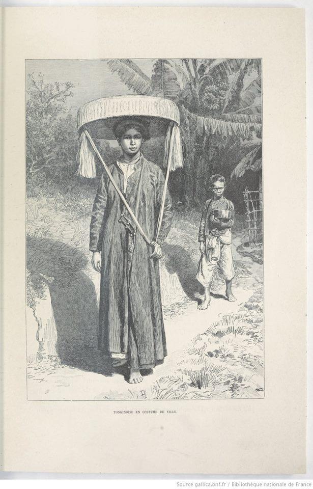 Loạt tranh minh họa về cuộc sống Việt Nam những năm 1884-1885 - 12