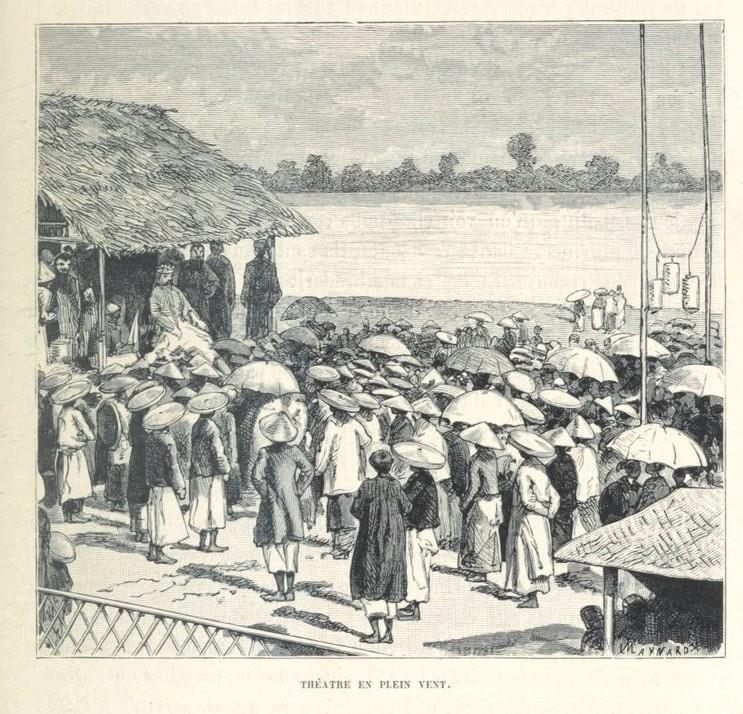 Loạt tranh minh họa về cuộc sống Việt Nam những năm 1884-1885 - 17