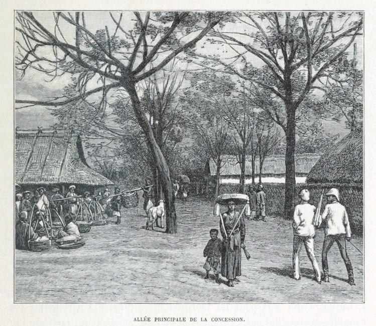 Loạt tranh minh họa về cuộc sống Việt Nam những năm 1884-1885 - 34